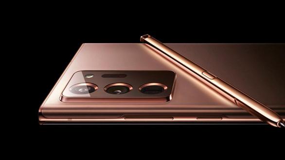 Galaxy Note20 sẽ là điện thoại đẳng cấp của tương lai? - Ảnh 3.