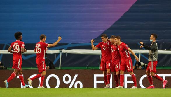Thắng đậm Lyon, Bayern Munich vào chung kết Champions League - Ảnh 3.