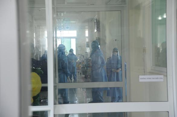 Chủ tịch Quảng Nam nhắn tin động viên bác sĩ Chợ Rẫy ở tâm dịch có cha bị nhồi máu cơ tim - Ảnh 2.
