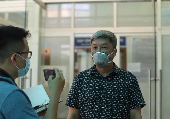 Dịch ở Đà Nẵng đang dần ổn định, Thứ trưởng Nguyễn Trường Sơn rời đi vào ngày mai - Ảnh 1.