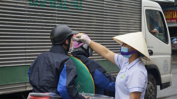 Hải Phòng, Quảng Ninh siết trở lại các cửa ngõ để ngăn dịch COVID-19 - Ảnh 3.