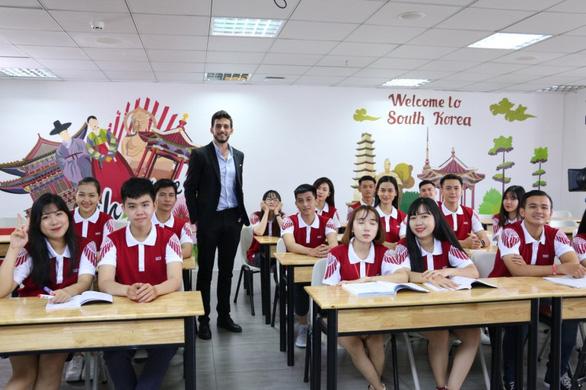 Đại học Quốc tế Hồng Bàng xét tuyển học sinh tốt nghiệp chương trình THPT nước ngoài - Ảnh 2.