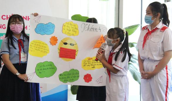 Hội đồng trẻ em TP.HCM: kênh lắng nghe và phản biện - Ảnh 1.