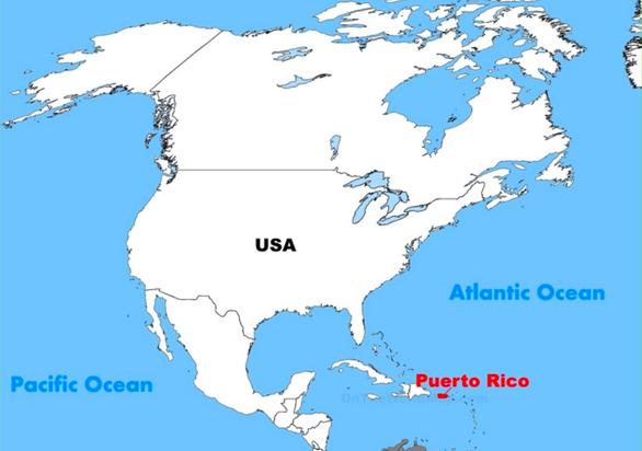 Rộ tin Tổng thống Trump muốn đổi Puerto Rico lấy Greenland - Ảnh 2.