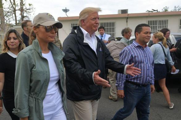 Rộ tin Tổng thống Trump muốn đổi Puerto Rico lấy Greenland - Ảnh 1.