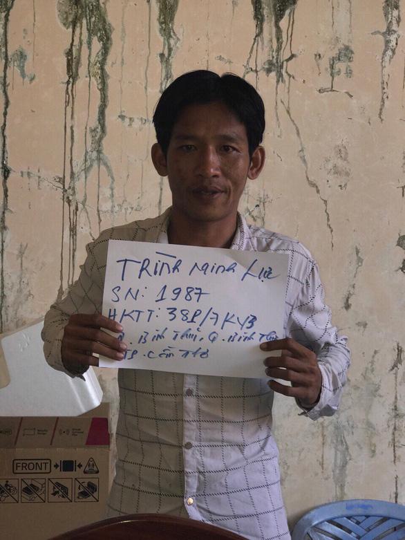 Bắt nhanh nghi phạm siết cổ nữ tài xế taxi cướp tài sản - Ảnh 1.