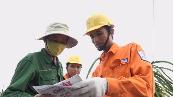 An toàn trong sử dụng điện, phòng tránh tai nạn mùa mưa bão - Ảnh 1.
