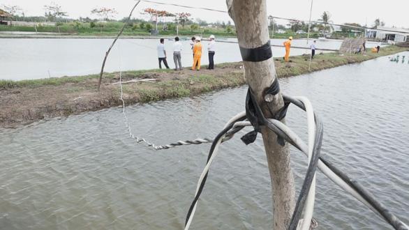 An toàn trong sử dụng điện, phòng tránh tai nạn mùa mưa bão - Ảnh 2.