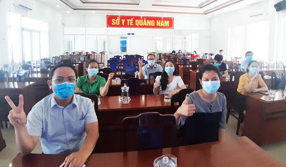 Bác sĩ TP.HCM: Chúng tôi vui vì đã 'chia lửa' cùng Quảng Nam chống dịch COVID-19 - Ảnh 1.