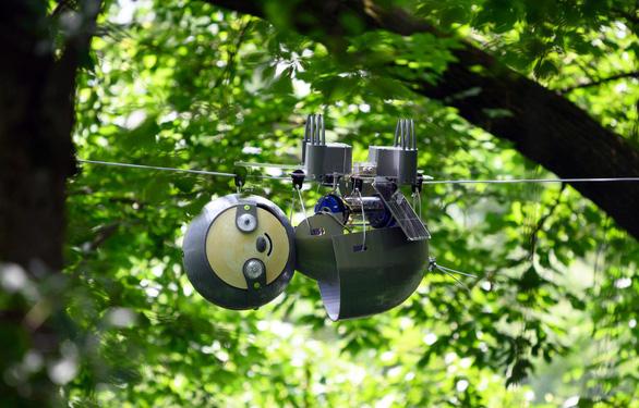 Robot chậm chạp và 'làm biếng' nhất nhì thế giới - Ảnh 3.