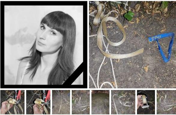 Đứt dây khi biểu diễn, nữ VĐV xinh đẹp Kustova bị móc khóa văng trúng đầu tử vong - Ảnh 2.