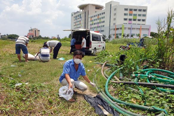 Phát hiện thi thể nữ giới không còn nguyên vẹn trôi trên sông Sài Gòn - Ảnh 1.