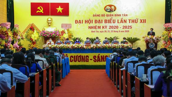 Lãnh đạo TP.HCM yêu cầu quận Bình Tân không để phát sinh tội phạm có tổ chức trên địa bàn - Ảnh 1.