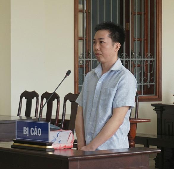Cựu đại úy cảnh sát cơ động lừa chạy việc, chiếm đoạt 820 triệu đồng - Ảnh 1.