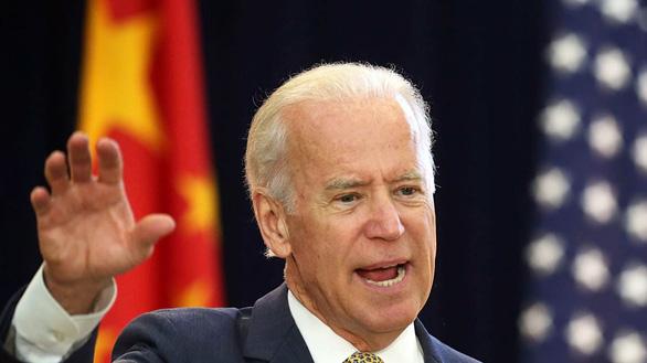 Đồng minh của Mỹ nghiên cứu chính sách với Trung Quốc của ông Joe Biden - Ảnh 1.