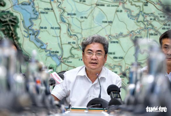 Trung Quốc xả lũ, nhưng tác động đến Việt Nam không lớn - Ảnh 1.
