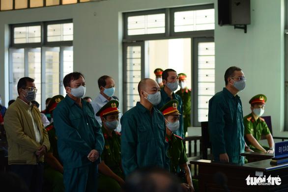 Các cựu lãnh đạo UBND TP Phan Thiết nhận án tù liên quan đến đất đai - Ảnh 1.