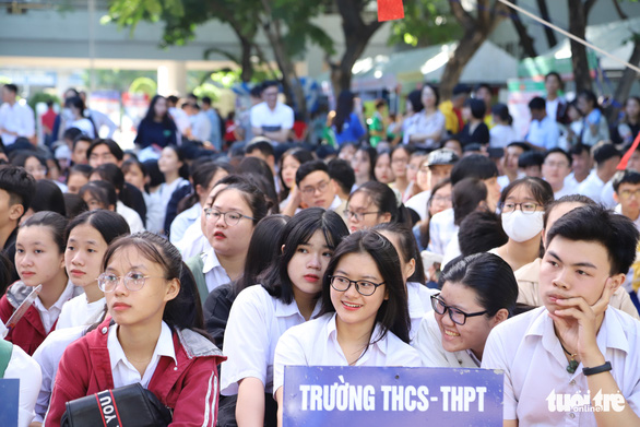 Đại học Đà Nẵng công bố điểm trúng tuyển theo hình thức xét học bạ - Ảnh 1.
