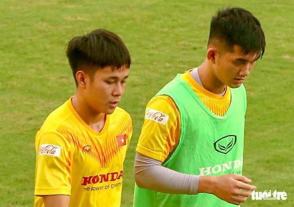 U22 Việt Nam đấu tập nội bộ, HLV Park Hang Seo chỉ cho đá 60 phút/trận - Ảnh 5.