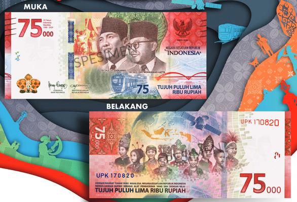 Dân mạng Indonesia nổi giận vì tiền mới nghi có yếu tố Trung Quốc - Ảnh 2.