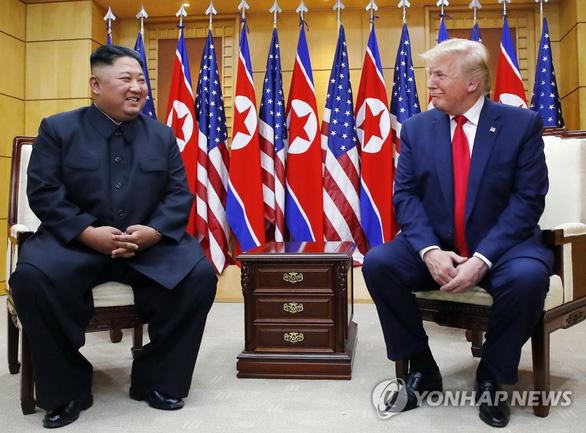 Ông Trump khoe ngăn chiến tranh Mỹ - Triều Tiên - Ảnh 1.
