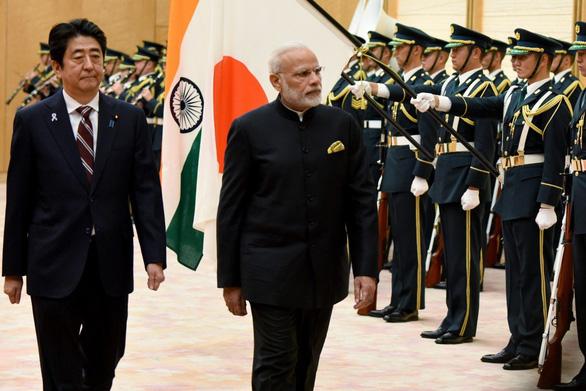 Nhật - Ấn - Úc sẽ bắt tay để giảm phụ thuộc Trung Quốc về chuỗi cung ứng? - Ảnh 1.