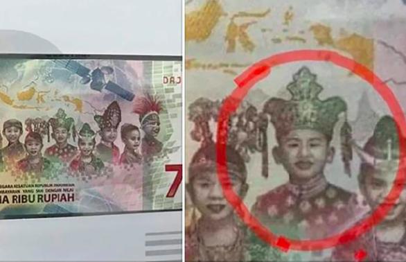 Dân mạng Indonesia nổi giận vì tiền mới nghi có yếu tố Trung Quốc - Ảnh 1.