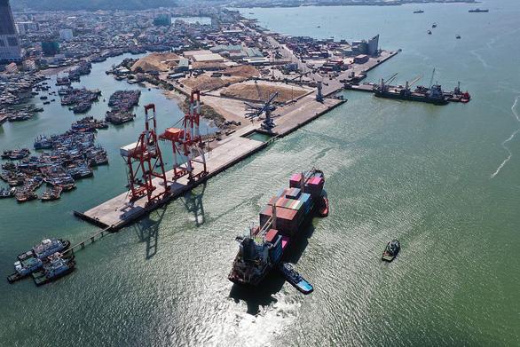 Tranh cãi về suất đầu tư cao tại cảng Quy Nhơn - Ảnh 1.