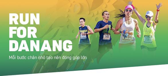 Chạy ảo Run for Danang gây quỹ chống dịch - Ảnh 1.