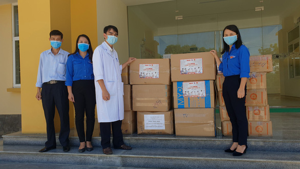Tiếp sức cho các 'điểm nóng' tại Quảng Trị chống dịch COVID-19 - Ảnh 2.