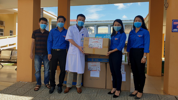 Tiếp sức cho các 'điểm nóng' tại Quảng Trị chống dịch COVID-19 - Ảnh 3.