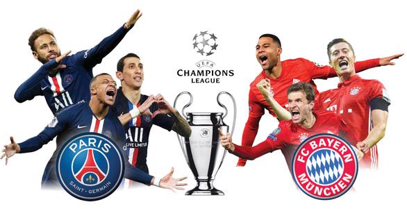 Cuộc chiến tỉ đô PSG - Bayern - Ảnh 1.