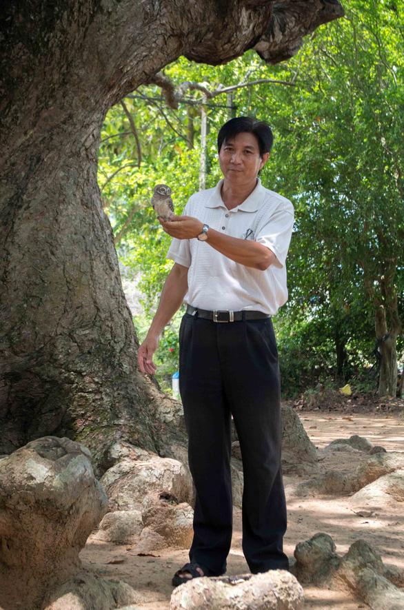 Ông Khánh cưu mang lão cây - Ảnh 3.