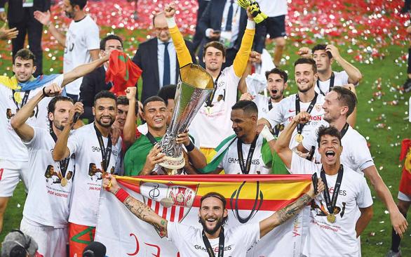 La Liga vẫn còn có Sevilla - Ảnh 1.