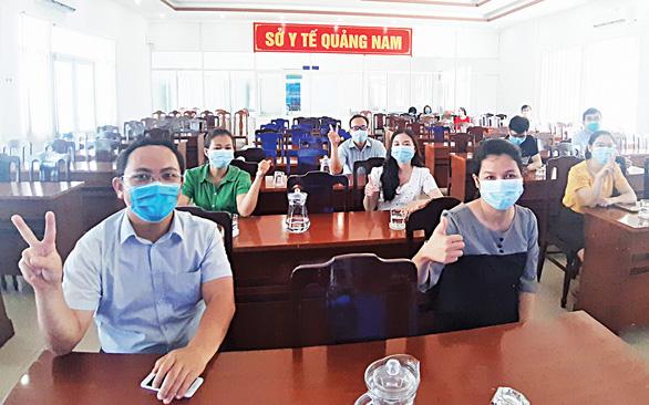 Nhật ký phóng viên: Những ngày Quảng Nam nhớ mãi - Ảnh 1.