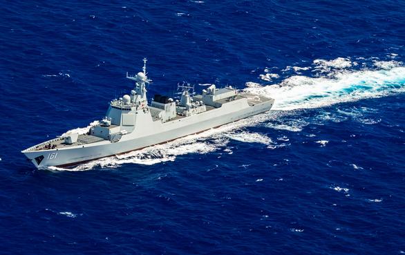 Trung Quốc ngang nhiên thông báo tập trận lớn ở Hoàng Sa - Ảnh 2.