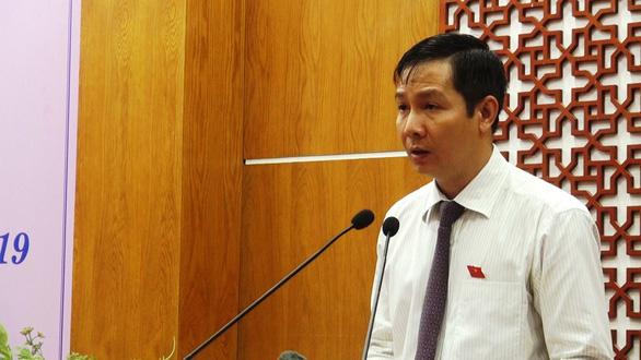Ông Nguyễn Thành Tâm được bầu làm bí thư Tỉnh ủy Tây Ninh - Ảnh 1.