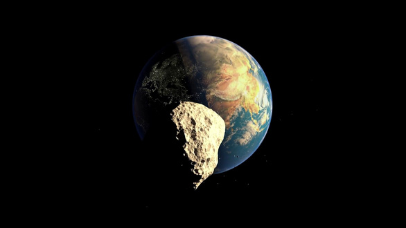 Một tiểu hành tinh tiến sát trái đất, khả năng va chạm 0,41% - Ảnh 1.