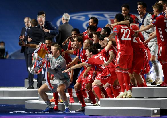 Đánh bại PSG, Bayern vô địch Champions League 2019-2020 - Ảnh 4.