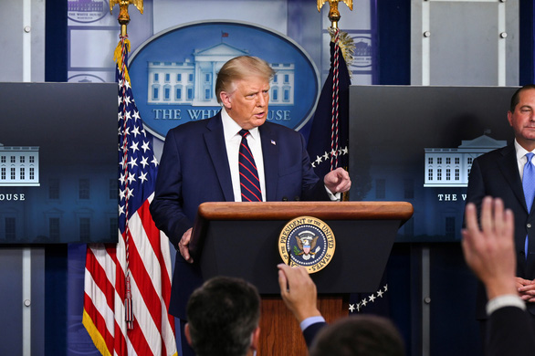 Nếu tái đắc cử, ông Trump quyết chấm dứt sự lệ thuộc của Mỹ vào Trung Quốc - Ảnh 1.