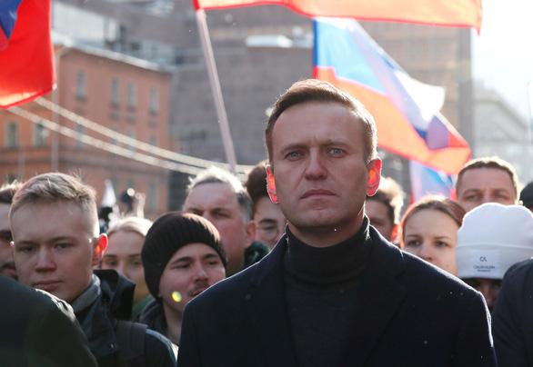 Bệnh viện Đức tìm thấy bằng chứng ông Navalny bị trúng độc - Ảnh 1.