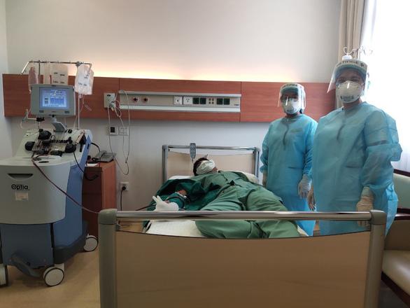 Sáng 24-8: chưa thêm ca COVID-19 mới, chuẩn bị dùng huyết tương điều trị bệnh nhân đầu tiên - Ảnh 1.