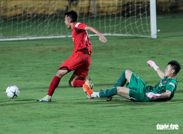Mưa bàn thắng xuất hiện trong buổi đấu tập thứ hai của U22 Việt Nam - Ảnh 6.