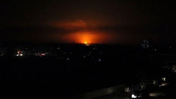 Nổ đường ống dẫn khí đốt nghi do khủng bố, Syria mất điện toàn quốc - Ảnh 1.