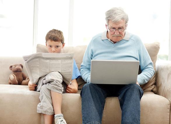 Tính cách có thay đổi khi ta già đi? - Ảnh 1.