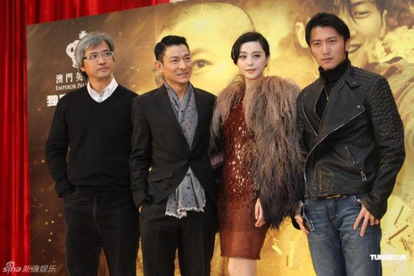 Đạo diễn Hong Kong Trần Mộc Thắng của phim Tân Thiếu Lâm Tự qua đời - Ảnh 5.