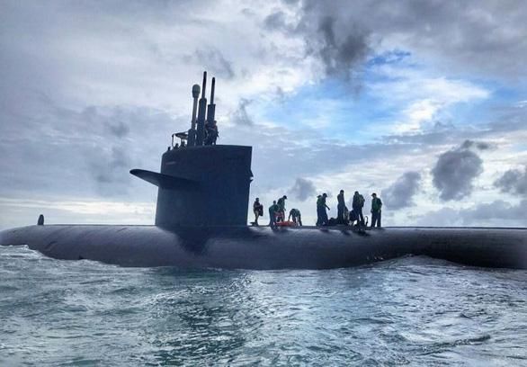 Hải quân Thái tuyên bố thương vụ mua tàu ngầm Trung Quốc minh bạch - Ảnh 1.
