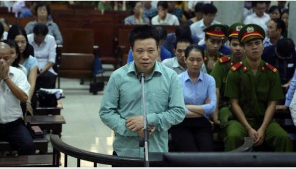 Đang ở tù, Hà Văn Thắm gửi gì đến phiên tòa Hứa Thị Phấn? - Ảnh 1.