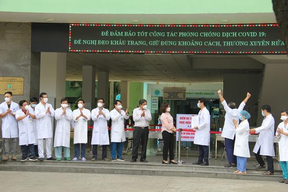 16h chiều 25-8, gỡ phong tỏa Bệnh viện Đà Nẵng sau gần 1 tháng cách ly - Ảnh 1.