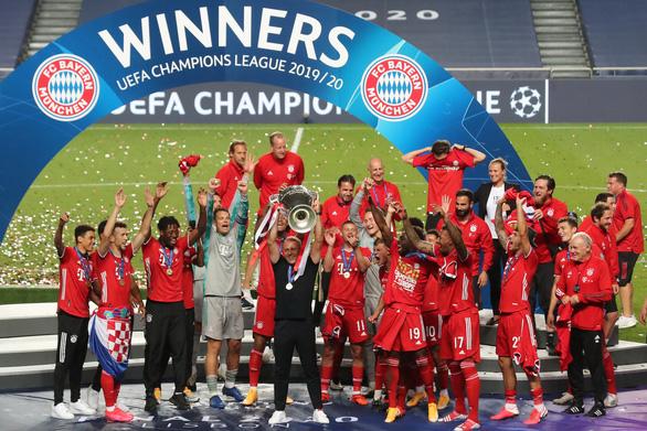 Bayern Munich đăng quang Champions League: Chức vô địch không có người hùng - Ảnh 1.